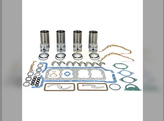 Overhaul Kit, 4 Cylinder, Gas, In Frame