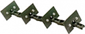 Return Grain Elevator Chain - Poly Paddle