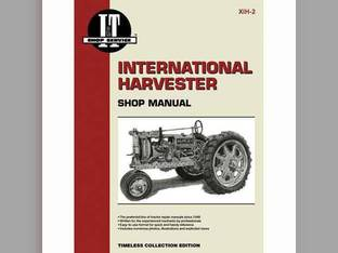 I&T Shop Manual Collection - IH-2 Harvester International W12 W12 W40 W40 W30 W30 F20 F20 F12 F12 F14 F14 F30 F30