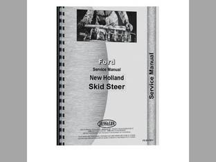Service Manual - FO-S-L550 SER New Holland L550 L553 L554 L555