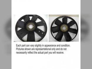 Used Fan Blade Assembly John Deere 7200 7410 6410 6400 6210 7400 7510 6200 6300 6500 7210 6110 6310 L79028