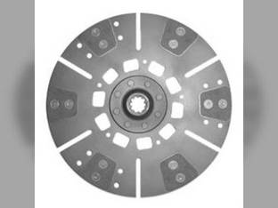 Remanufactured Clutch Disc Iseki T7000 T9000 T5000 T6000 T6500 White 2-65 2-55 2-62 2-75 72165067 33-0066478 33-0052264 W66478HD6