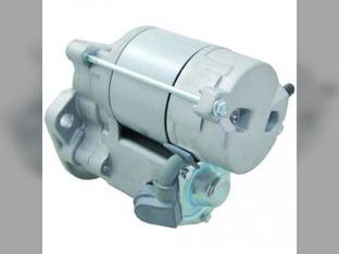 Starter - Denso OSGR (16650) Kubota L285 KH28 L3650 KH90 L295 KH60 KH191 KX151 L2250 R420 KH91 L4610 L2850 L3710 L4300 L3450 L3250 L4200 L3600 R520 KX101 KH151 New Holland L455 L454 Thomas Bobcat