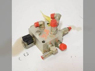 Used Hydraulic Brake Valve John Deere 318G 318E 320E 326E 323E 312GR 324E 314G 316GR 319E AT433391