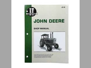 I&T Shop Manual - JD-50 John Deere 4030 4030 4230 4230 4630 4630 4430 4430