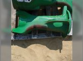 Used MFWD RH Axle Housing John Deere 8410 8520 8200 8300 8420 8110 8400 8310 8220 8120 8100 8320 8210 R135991