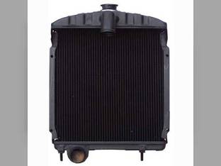 Radiator Farmall & International A Super A B 58124DBX