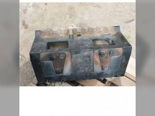 Used Weight Bracket Case IH MX285 MX210 MX230 MX255 405844A1