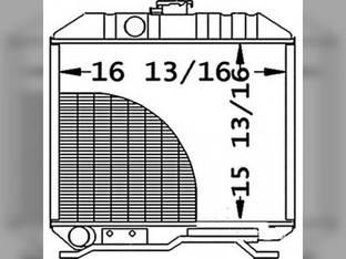 Radiator Kubota L2850 L3250 17355-72060