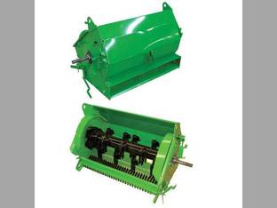 Remanufactured Straw Chopper John Deere 9570 STS