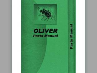 Parts Manual - OL-P-1750 Oliver 1750 1750