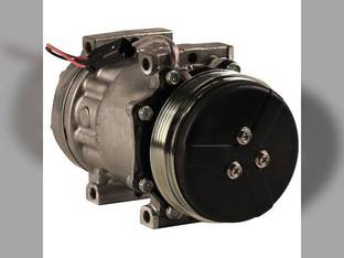 Air Conditioning Compressor with Clutch New Holland T4050 T5060 TD5050 T5040 T5070 T5050 T4040 TD5030 Case IH Farmall 95C Farmall 90 Farmall 105U Farmall 85C Farmall 95 Farmall 95U Farmall 75C