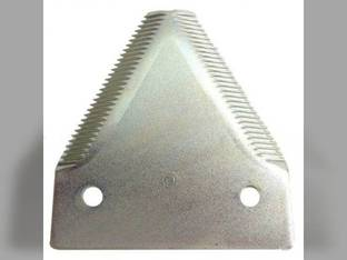 Kondex - Sickle Section Shape 1 TS XH Plated John Deere 1380 3830 1219 1217 1424 3430 4890 2320 2280 2420 1600 1209 1525 E76370
