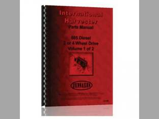 Parts Manual - IH-P-685 Harvester International 685