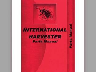 Parts Manual - IH-P-1480COMB Harvester International 1480 1480