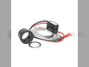 Electronic Ignition Kit - 12 Volt Negative Ground Oliver 1555 1550 1750 1755 1850 1650 1655 1855 White 2-70