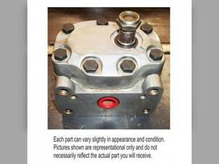 Used Main Hitch Hydraulic Pump International 786 1086 Hydro 186 986 1486 886 1586 70931C91
