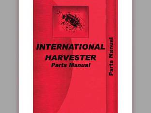 Parts Manual - IH-P-786-1486 International 1086 1086 986 986 786 786 886 886