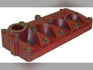 Cylinder Head, 4 Cylinder, Gas