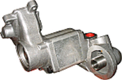 Hydraulic Pump - Engine Mount