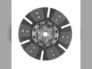 Remanufactured Clutch Disc White 2-70 2-78 4-78 Oliver 1650 1655 Minneapolis Moline G750 163935A