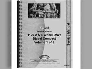 Service Manual - FO-S-1100 Ford 1100