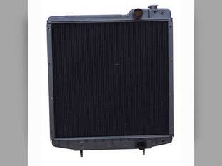 Radiator Case IH 7110 7120 7130 7140 7150 7210 7220 7230 7240 7250 A190807