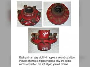 Used Wheel Hub Case IH RS451 RS551 RS561 8435 8450 8455 8455T 8460 8465 8465T 8480 700709830