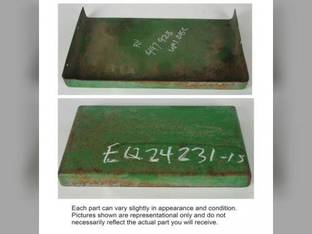 Used Battery Box Cover Right Side John Deere 4050 2955 2940 4630 4240 3155 4450 4640 4230 3255 4250 4650 3040 4255 4455 4840 4430 4040 4755 4030 3140 4055 4440 3055 3150 4850 4955 R57970