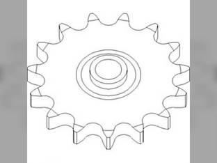 Idler Sprocket - Unloading Drive New Holland CR9040 CX8090 CX880 CR920 CX840 CR970 CX8070 CR960 CX8080 CX860 CR940 CR9060 CR9070 Case IH 6088 5088 7088 9120 8010 7120 AFX8010 7010 8120 86627639