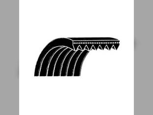 V-Belt - Micro-Rib Fan/Alternator John Deere SE6120 6520 6120 6220 6420 SE6520 6215 SE6320 SE6510 SE6220 6510 SE6410 SE6210 SE6420 6410 6405 6520L 6415 6210 L114489