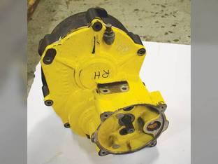 Used Hydraulic Drive Motor RH w/o Dipstick Ports New Holland LX865 L865 LX885 9861113