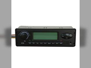 Radio AM/FM/Weather Band Stereo Receiver Kubota M8200 M6800 M4900 M5700 M9000