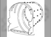 Rotor Transition Cones International 1420 Case IH 1620 186032C1 87446748 CCIHC32W3