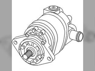 Hydraulic Pump Allis Chalmers 6060 6080 70263552