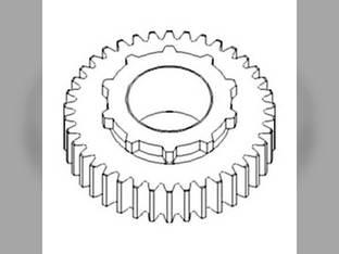 Reverser Gearbox Output Gear John Deere 9650 STS 9400 9650 6620 9510 SH 9550 9450 9500 SH 9650 CTS 9510 6622 9750 STS 9500 9410 9560 SH 9600 7720 8820 6620 SH 9610 H106073