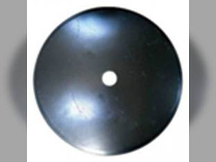 """Disc Blade 22"""" Smooth Edge 3/16"""" Thickness 1-1/2"""" Round Axle"""
