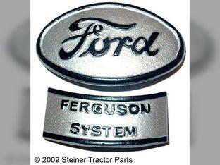 Emblem, Front