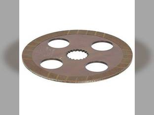 Brake Disc New Holland TC35DA 3050 TC45DA TC40A 3040 T2320 TC35 T2310 T2420 TC45 T2410 TC45D TC35D TC40DA TC48DA TC55DA TC45A TC40 TC40D 3045 TC35A T2330 SBA328110161 Ford 1720 1920 3415 2120