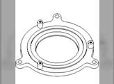 Pressure Plate, Rear, Clutch