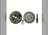 Kit, Clutch and Pressure Plate Assy., w/ Bearings-Dual Stage