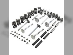 Valve Train Kit Massey Ferguson 30 30 165 304 304 302 302 3165 3165 356 65 300 50 40