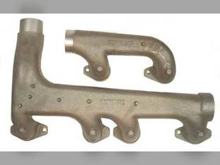 Exhaust Manifold Case 1030 930 A24715