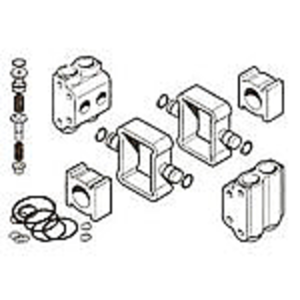 Hydraulic Pump Repair Kit for Mark III Pumps