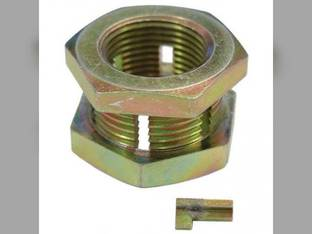 "Wheel Clamp Lock Nut - 1""-14 John Deere 4230 2440 4520 820 A 720 530 1520 830 2510 4620 2630 3010 B 5020 2030 1020 70 4630 3020 4030 4320 630 4010 2040 4000 4020 730 2240 4430 620 2640 2520 Case 430"