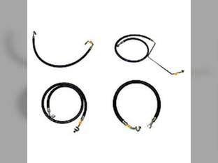 Air Conditioning Hose Line Kit Allis Chalmers 8010 70264648