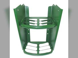 Step Assembly John Deere 6410 6410 6230 6230 6330 6330 6420 6420 6405 6405 6010 6010 6215 6215 6120 6120 6020 6020 6320 6320 6430 6430 6415 6415 6110 6110 6210 6210 6220 6220 6310 6310 AL113571
