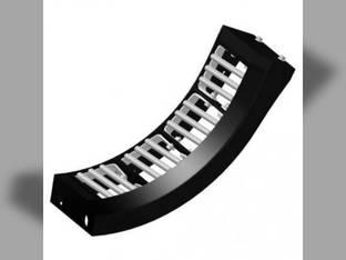 Concave KX7 - MaxRound - Kondex Case IH 9230 9120 7230 8230 7120 AFX8010 8120 84247323