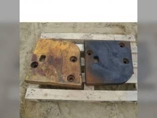 Used Side Weight Set John Deere 444 444C 444CH 544B 544C T54818