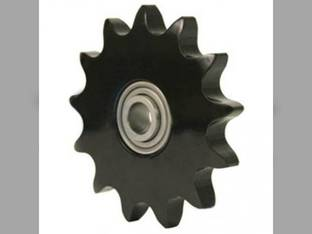 Sprocket - Idler Case IH RBX563 RBX462 RBX453 RBX463 RBX452 RB454 RB564 RB464 RBX562 New Holland BR750 TR98 BR7060 BR740A BR780 654 BR750A 664 TR97 BR740 BR7090 BR7080 658 TR89 BR7070 BR780A BR770